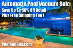 Automatic Pool Vacuum Deals - See This Week's Specials