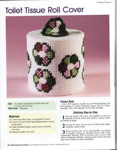 """~""""Quilts Around The House""""~ Pg 31"""