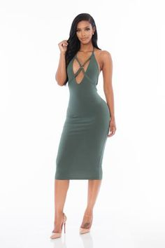Bandage Dresses | Sexy Casual Dresses | Chic SoHo