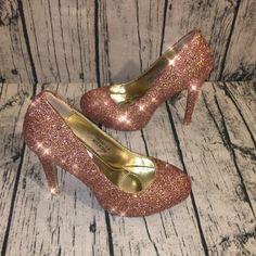 fff79ba6843f4 2241 Best Glitter heels images in 2019