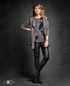 LUISA CERANO Kollektion Herbst/Winter 2014 – Look27 #fashion #FW14