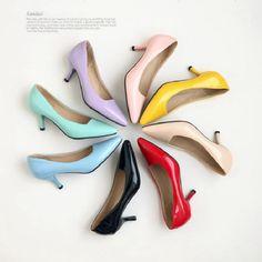 Stylish Womens Stilettos Kitten Heels Shoes Ladies Office Pumps Us All Size Kitten Heel Shoes, Shoes Heels Pumps, High Heel Pumps, Stilettos, Women's Shoes, Court Shoes, Hot High Heels, Womens High Heels, Casual Heels