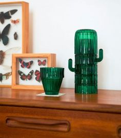 Buy Saguaro Cactus Glasses from our Tumblers & Highballs range at Red Candy, home of quirky decor. Design Shop, Bar Fancy, Glass Cactus, Quirky Decor, Quirky Wedding, Margarita Glasses, Red Candy, Home And Deco, Funny Coffee Mugs