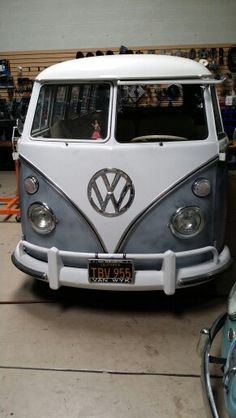 Sweet bus.