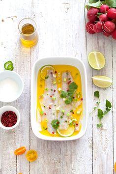 Mónica López: Tacos de pescado / Fish tacos                                                                                                                                                      Más
