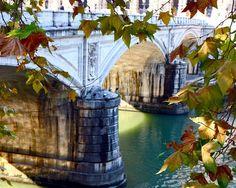Home Decor  Bridge in Rome  8x10 Print  Rome Italy by VitaNostra, $30.00