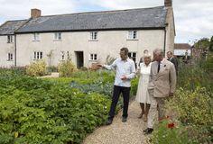Prince Charles Visits Devon and Cornwall