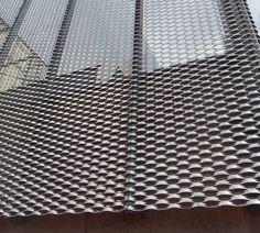 Metal Deployé Arquitectura. Fachadas Metálicas.