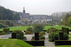 Abbaye de Valloires, Argoules,Somme.