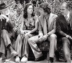 Paulo Gracindo, Dina Sfat, José Wilker e Lima Duarte em Os Ossos do Barão.