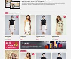 Toko Online Fashion - Klikwebku.com