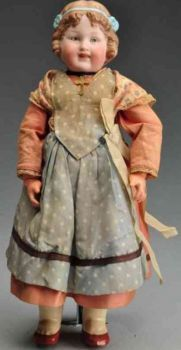 Rare Vintage Revalo Character Doll