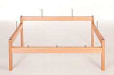 A newer design technology in the Wintec Innovation fold (see our post on their Winbloks) is their Stratflex system. It's essentially flatpack furniture with a twist, or rather, a bend: Plywood is scored through several of its layers at specific junctures, allowing the forms to ship flat, but flex during...