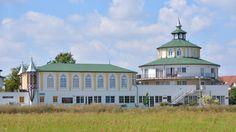 Im Süden Brandenburgs - Der Braunkohle folgt in der Lausitz ein Naturparadies und das Seeschlößchen mittendrin.