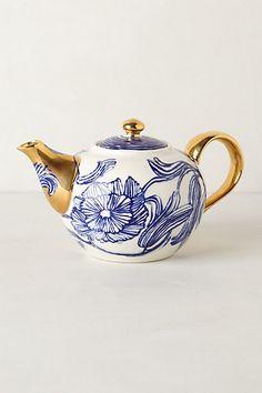 Love this ANTHRO teapot!