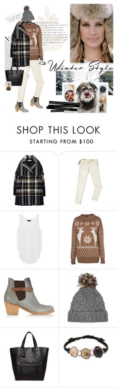 """""""Winter style"""" by frou-frou ❤ liked on Polyvore featuring Orca, Marni, Tommy Hilfiger, Alexander Wang, rag & bone, Mulberry, Chanel and Kimberly McDonald"""