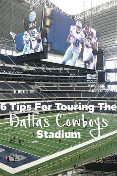 b7d4d3eec1a 6 Tips for the Dallas Cowboys Stadium Tour Dallas Cowboys Stadium Tour,  Visit Dallas,