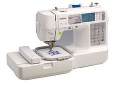 Brother SE400 Combination Computerized Sewing and Embroidery Machine - Sew, quilt, and embroider. If you can imagine it, you can create it! Enjoy comprehensive sewing functions, plus 4-inch-by-4-inch