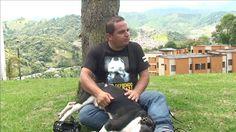 Pitbuleros de la ciudad de Manizales en Caldas- Colombia, nos mostr como los Pitbull son parte de una raza de perros, que son ms estigmatizados como animales violentos. Ellos demostraron que no es as y son ms que cariosos