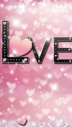 Perfect love is forever ❤️💚💙❤️💚💙💙 Gilbert Iphone Lockscreen Wallpaper, Unicornios Wallpaper, Queens Wallpaper, Heart Wallpaper, Cellphone Wallpaper, Pink Wallpaper Girly, Flower Phone Wallpaper, Hello Kitty Wallpaper, Cute Wallpaper Backgrounds