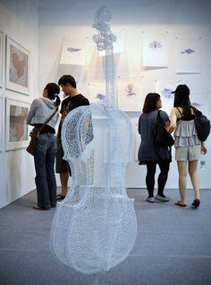 wire sculpture