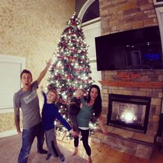 Image result for roman atwood and family