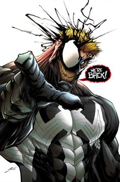 Yes! Eddie Brock is coming back!