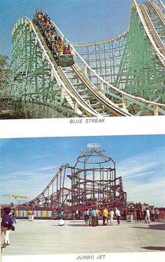 Theme Park Review • Retro Cedar Point souvenir booklet circa 1977