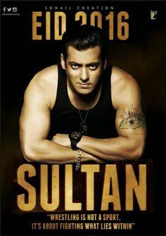 #salmankhan #sultan Fan made new poster