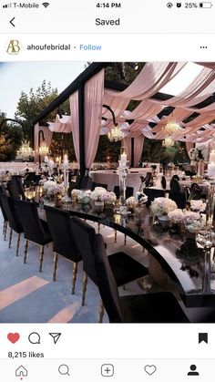 37 Wedding Tent Decor Ideas that are the goat (the biggest .- 37 Hochzeitszelt-Dekor-Ideen, die die Ziege sind (die größte aller Zeiten) – 37 Wedding Tent Decor Ideas That Are The Goat (The Greatest Of All Time) – # largest - Perfect Wedding, Dream Wedding, Wedding Day, Glamorous Wedding, Wedding Bride, Luxury Wedding, Wedding Table, Wedding Ceremony, Trendy Wedding