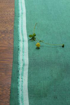 LINNET Chambrey Sap-green