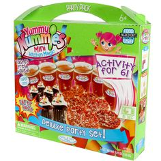 """Yummy Nummies Deluxe Party Set - Blip Toys - Toys """"R"""" Us"""