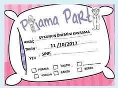 Pajama Day, Pyjamas, Early Childhood, Children, Kids, Diy And Crafts, Kindergarten, Preschool, Teacher