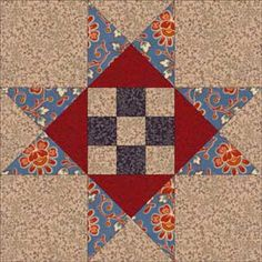 9-Inch Quilt Block Patterns FREE Quilt Block Patterns Sorted by Block Size    By Janet Wickell Archive and links to free block patterns-9-inch blocks