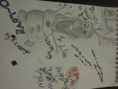 My Olaf♥