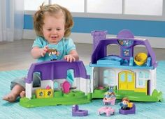 Best deals and discounts on Fisher Price Little People Happy Sounds Home Toy..