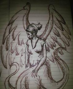 Lo que le da miedo no son los demonios sino que estos provengan de su mente.