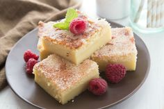 This scrumptiously sweet dessert is nothing short of magic!