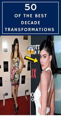 50 of the best decade transformations Male To Female Transition, Get Gift Cards, Cool Gadgets To Buy, Cool Things To Buy, Good Things, Beautiful Eye Makeup, Creative Pictures, Easy Food To Make, Social Media Design