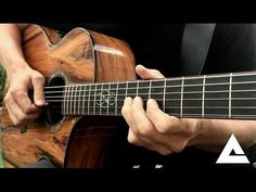 Hotel California Solo - The Eagles - Acoustic Guitar Cover - YouTube