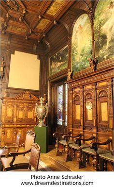 The Music Room Peles Castle Romania
