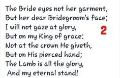 Dear Me, Worship Songs, The Crown