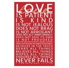 Love Valentines Bible Verse Printable by lavenderlimedesigns