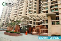Gaur City Greater Noida West is considered to be most preferred location for home buyers. It is well connected with various modes of transportation and equipped all modern-day amenities at affordable price. For more details please visit:http://www.gaursonsindia.com/township-projects/gaur-city.php