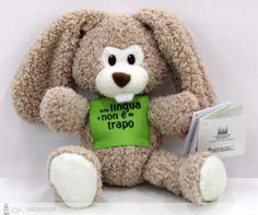 [Departamento de Lingua Galega do Concello de Santiago de Compostela, 2007] Winter Hats, Teddy Bear, Toys, Nail, Santiago De Compostela, Trapillo, Activity Toys, Toy, Teddy Bears