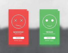 """Check out new work on my @Behance portfolio: """"Daily UI #011: Flash Messages"""" http://be.net/gallery/60310745/Daily-UI-011-Flash-Messages"""