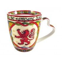 Welsh Dragon Fine Bone China Coffee Mug