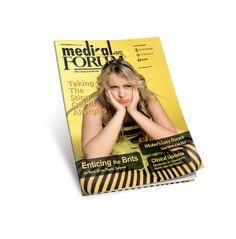 Medical Forum Magazine Publication Design, Clinic, Medical, Magazine, Medicine, Med School, Magazines