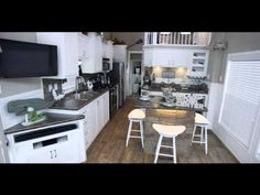 The Kropf Island Series Park Model Tiny Home