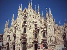 Duomo di Milano. Italia